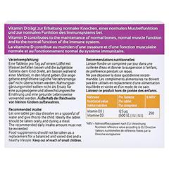 D3 JUNIOR Denk Tabletten 1x100 Stück - Rückseite