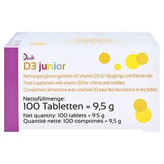 D3 JUNIOR Denk Tabletten 1x100 Stück - Rechte Seite