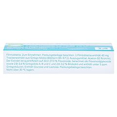 Ginkgo-1A Pharma 40mg 30 Stück N1 - Oberseite