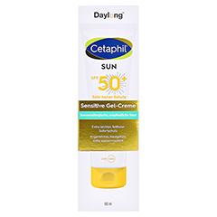CETAPHIL Sun Daylong SPF 50+ sensitive Gel 100 Milliliter - Vorderseite