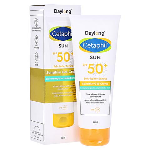 CETAPHIL Sun Daylong SPF 50+ sensitive Gel 100 Milliliter