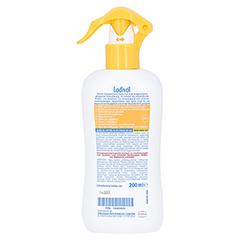 LADIVAL Kinder Sonnenschutz Spray LSF 50+ + gratis Ladival Malheft 200 Milliliter - Rückseite