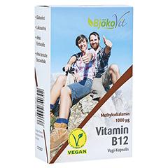 VITAMIN B12 VEGAN Kapseln 1000 µg Methylcobalamin 60 Stück