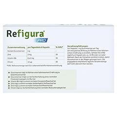 REFIGURA Pro Kapseln 60 Stück - Rückseite