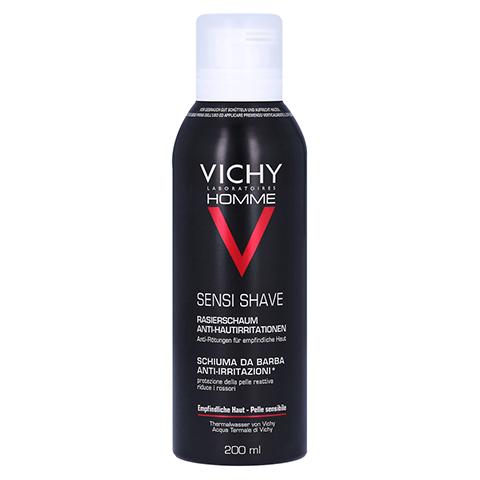 Vichy Homme Rasierschaum Anti-Hautirritationen 200 Milliliter