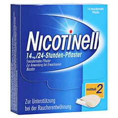 Nicotinell 14mg/24Stunden 14 Stück