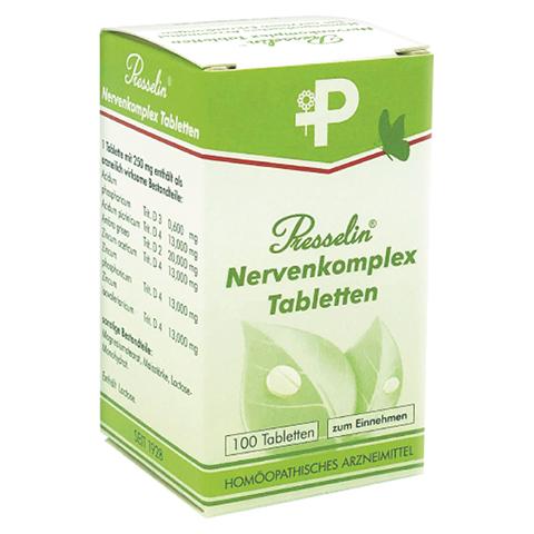PRESSELIN Nervenkomplex Tabletten 100 Stück N1