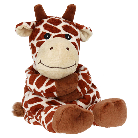 WÄRME STOFFTIER Giraffe Guido 1 Stück