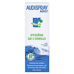 Audispray Adult Ohrenspray 50 Milliliter - Rückseite