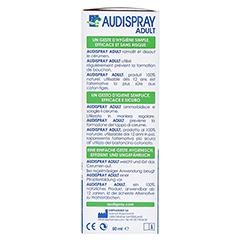 Audispray Adult Ohrenspray 50 Milliliter - Rechte Seite