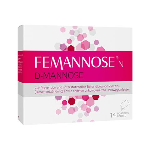 Femannose N Granulat 14 Stück