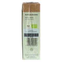 BASENTEE 49 Kräuter Bio Filterbeutel 25 Stück - Linke Seite