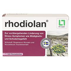 RHODIOLAN Filmtabletten 120 Stück - Vorderseite