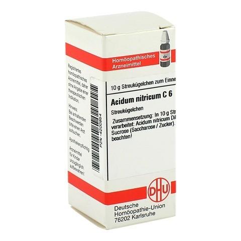 ACIDUM NITRICUM C 6 Globuli 10 Gramm N1