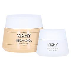 Vichy Neovadiol Magistral Rekonstruktiver Pflege-Balsam für reife Haut + gratis Vichy Neovadiol Magistral Nacht 15 ml 50 Milliliter
