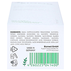 BIOMED 5in1 Reinigung Creme 90 Milliliter - Unterseite