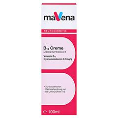 MAVENA B12 Creme 100 Milliliter - Vorderseite