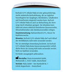 KOCHSALZ 0,9% Inhalat Pädia Ampullen 60x2.5 Milliliter - Linke Seite