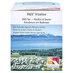 H&S Pretoxe Filterbeutel 20x1.8 Gramm - Rechte Seite