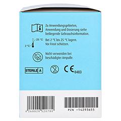 KOCHSALZ 0,9% Inhalat Pädia Ampullen 60x2.5 Milliliter - Rechte Seite
