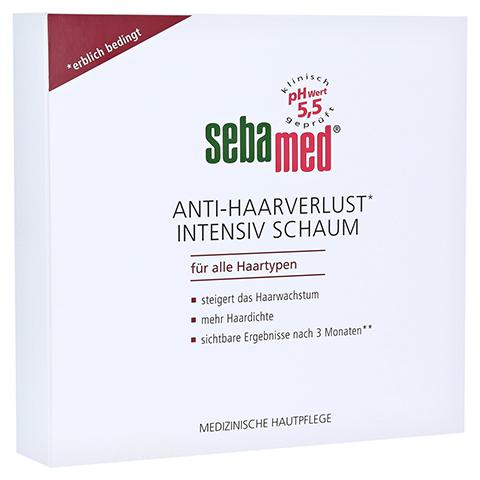 SEBAMED Anti-Haarverlust Intensiv Schaum 3x70 Milliliter