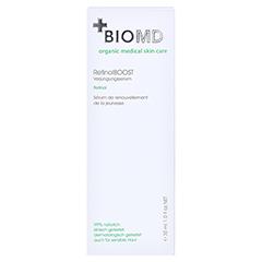 Biomed RetinolBOOST Serum 30 Milliliter - Vorderseite