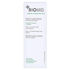 Biomed Augenringe Ade Serum gegen Augenringe 15 Milliliter - Rückseite