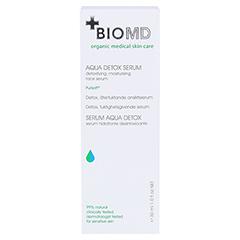 Biomed Aqua Detox Serum 30 Milliliter - Rückseite