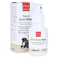 PHA Floh & ZeckenStopp Pumpspray f.Hunde/Katzen 100 Milliliter