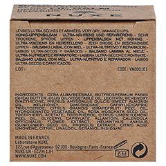NUXE Reve de Miel Lippenbalsam 15 Gramm - Rückseite