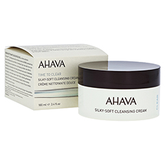 AHAVA Silky-Soft Cleansing Cream 100 Milliliter