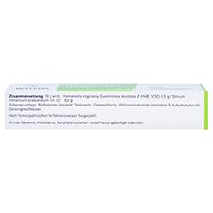 HAMAMELIS COMP.Salbe 70 Gramm N2 - Rechte Seite