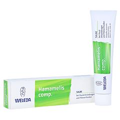 HAMAMELIS COMP.Salbe 70 Gramm N2