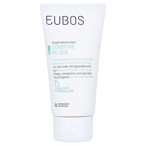 Eubos Sensitive Fuß Hornhaut Reduziercreme 75 Milliliter