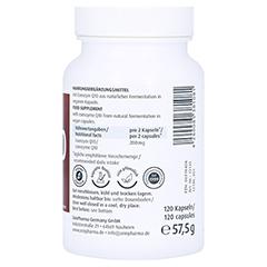 Coenzym Q10 100 mg Kapseln 120 Stück - Rechte Seite
