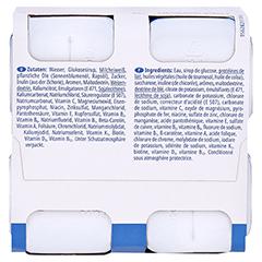 Fresubin 2 kcal Fibre DRINK Cappuccino Trinkflaschen 4x200 Milliliter - Unterseite