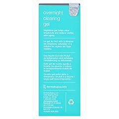 dermalogica Overnight Clearing Gel 2.0 50 Milliliter - Rückseite