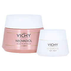 Vichy Neovadiol Rose Platinium Tagespflege + gratis Vichy Neovadiol Magistral Nacht 15 ml 50 Milliliter