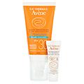 AVENE Cleanance Sonne SPF 30 Emulsion + gratis Avene mineralische Sonnencreme 50 Milliliter