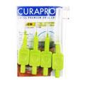 Curaprox CPS 1011 Handy hellgrün 4 Stück