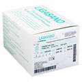 LIGASANO weiß Verband 1x10x15 cm steril 10 Stück