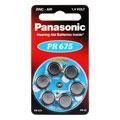BATTERIEN f.Hörgeräte Panasonic PR675 6 Stück