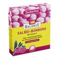 GEHE BALANCE Salbeibonbons zuckerfr.Himbeer G. 37 Gramm