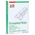 CURAPLAST Kids Strips 1,7x6 cm einzeln verpackt 15 Stück