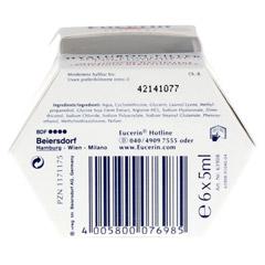 EUCERIN Anti-Age Hyaluron-Filler Serum Konzentrat 6x5 Milliliter - Unterseite