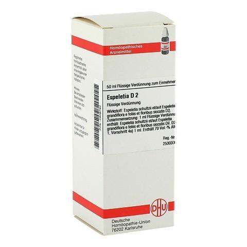 ESPELETIA D 2 Dilution 50 Milliliter N1