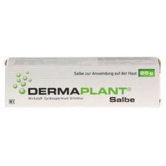 DERMAPLANT Salbe 25 Gramm N1 - Vorderseite