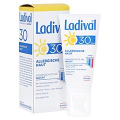 Ladival Allergische Haut Gel LSF 30 50 Milliliter