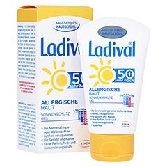 Ladival Allergische Haut Gel LSF 50+ 50 Milliliter