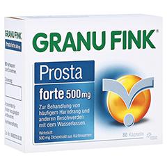 GRANU FINK Prosta forte 500mg 80 Stück